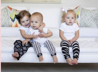 Get 5 Pairs Of Baby Leggings Only $12.95 Shipped!