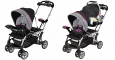 Lowest Price! Baby Trend Sit 'N Stand Double Stroller Only $69.96 At Walmart!