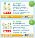 BabyGanics Coupons= Possibly Free at Toys R Us/Babies R Us!