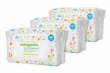 Amazon: Babyganics Face, Hand & Baby Wipes Only $0.04/Wipe!