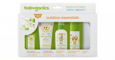 Babyganics Outdoor Essentials On-The-Go Bag Set Just $7.49!