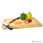 Amazon: 18″x 12″ Bamboo Cutting Board and Serving Tray with Juice Groove Only $19.99! Retails for $45.99!