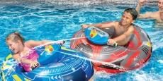 Banzai Aqua Blast Motorized Bumper Boat ONLY $41.99 Shipped! (Reg $100)