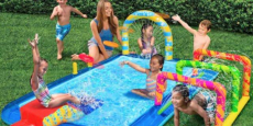 Banzai Obstacle Course Activity Pool Just $36.79! (Reg $80)