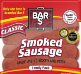 Dollar Tree: $1.00 Moneymaker On Bar-S Sausage!