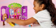 Barbie Club Chelsea Treehouse Playset only $14.99!