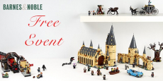 FREE Harry Potter LEGO Build Event (8/4) – Reserve Your Spot!
