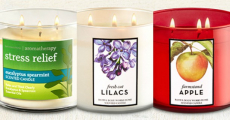 Bath & Body Works: 3-Wick Candles Just $10.25/Each + Free shipping!