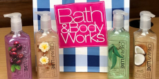 Bath & Body Works Hand Soaps Sale only $2.40/each!