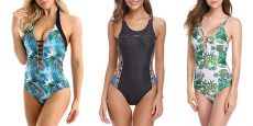 Clearance: 70% Off Women's Swimsuits!