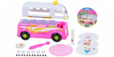 Beados S7 Shopkins Ice Cream Toy Truck Only $9.22! Reg $20!
