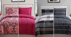 Reversible 3-Piece Comforter Sets Just $17.99 At Macy's!