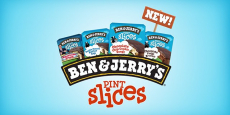 Ben & Jerry's Pint Slices Just $1.50/Box!