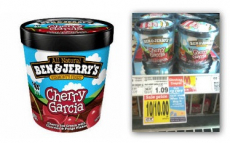 Ben & Jerry's Ice Cream for just 50¢ at Kroger!