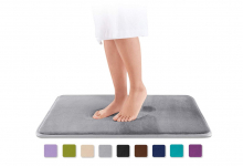 Best Memory Foam Bath Mat $9.99 (REG $39.99)