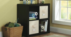 Better Homes & Gardens Cube Organizer Just $37.96 Shipped!