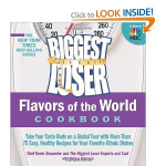 The Biggest Loser Flavors of the World Cookbook Just $1.30 (reg. $21.99)!