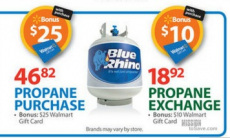 Walmart: Propane Exchange Deal Just $2.92!