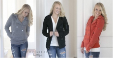 Save on Your Favorite Styles At Jane! Get This Reindeer Silhouette Silver Sparkle Relaxed Fit Top Only $13.99! Button Bomber Jackets In 5 Colors Only $24.99!