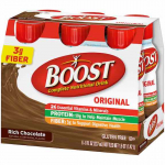Get Healthy! Score Boost Nutritional Drinks 6-Packs For Only $2.94! Only $0.49 Each!