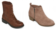 JCP: Score Women's Boots For Only $15.00!