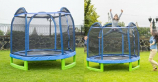 Lowest Price! Bounce Pro 7-Foot My First Trampoline Only $100.84 Shipped!