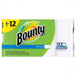 Bounty Paper Towels Just $0.81/Giant Roll At Target!