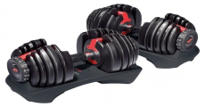Bowflex SelectTech 552 Adjustable Dumbbells For Only $199.35 Shipped!
