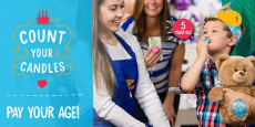 Build-A-Bear: $15 off Coupon + $20 off Gift Cards + More!
