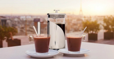 Amazon: Cafe Du Chateau French Press Just $15.95!