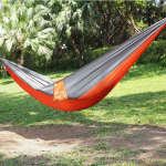 Awesome! Best-Selling Ohuhu Portable Nylon Fabric Travel Camping Hammock Only $14.99! Normally $49.99!