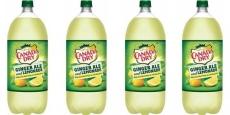 2 FREE Canada Dry + Lemonade 2 Liters!