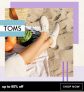 TOMS: Women up to 60% off