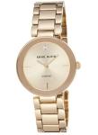 Anne Klein Women's Genuine Diamond Dial Bracelet Watch $27.19 (REG $54.39)