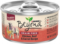 Purina Beyond Grain Free, Natural, Adult Wet Cat Food $7.29 (REG $14.28)