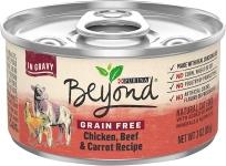 Purina Beyond Grain Free, Natural, Adult Wet Cat Food $7.29 (REG $14.28)