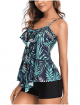 Two-Piece Suits Tankini Swimsuits $15.48 Reg.$61.95(75% Off)