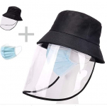 Fronage Protective Hat Cover Anti Spitting Saliva UV Unisex $7.99 (REG $19.99)