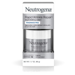 Neutrogena Rapid Wrinkle Repair Hyaluronic Acid Retinol Cream, Anti Wrinkle Cream, $19.45 (REG $37.73)