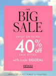 KATE SPADE Extra 40% Off Sale Styles + Free Shipping