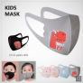 Face Mask with Cartoon Pattern Printing$9.89 (REG $19.98)