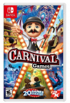 Carnival Games Nintendo Switch $14.99 (REG $39.99)
