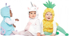 Carter's Baby Halloween Costumes Sale $13.99/each Shipped (Reg $42)