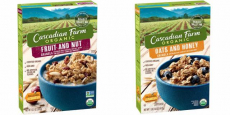 Sale on Cascadian Farm Cereal at Target Only $0.71 Cents a Box!