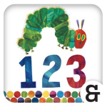 FREE Android & Apple App: Counting with the Very Hungry Caterpillar