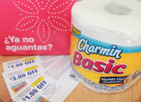 FREE Charmin Toilet Paper and Coupons!