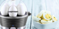 Chefman Electric Egg Cooker Just $9.99 Shipped! (Reg $40)