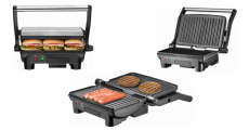 Today Only! Chefman Grill & Panini Press Just $19.99 At BestBuy!
