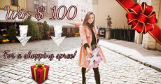 Win FREE $100 Gift Cards To Buy Clothes!!!