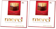 Yum! Score Some Cheap Merci Chocolate This Weekend! Only $2.50!